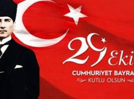 29 Ekim Cumhuriyet Bayramı Sözleri