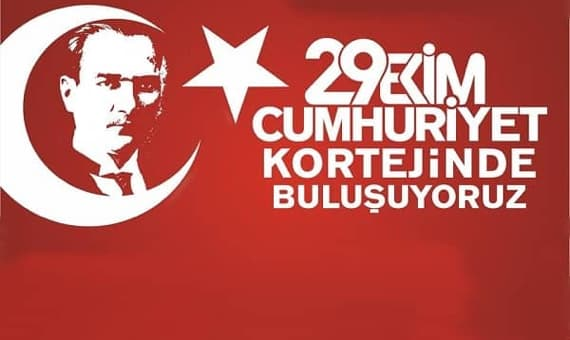 Cumhuriyet Bayramı Görselleri