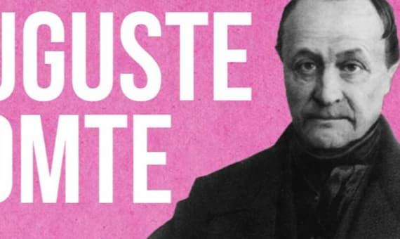 Auguste Comte Sözleri