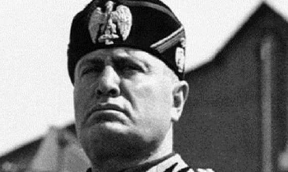 Benito Mussolini Sözleri