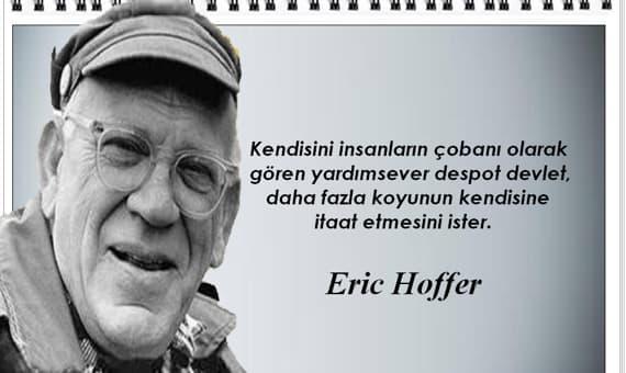 Eric Hoffer Sözleri