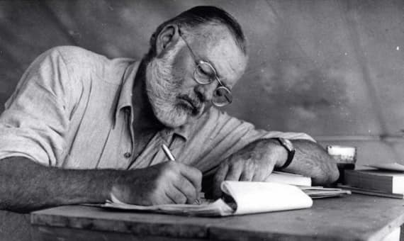 Ernest Hemingway Sozleri