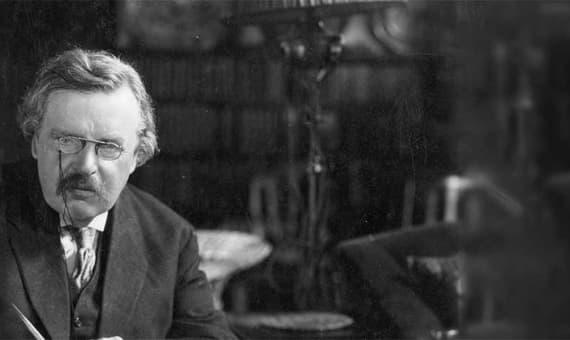 Gilbert Keith Chesterton Sozleri